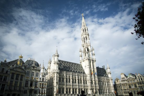 Visite : « THE GRAND PLACE TO BE »