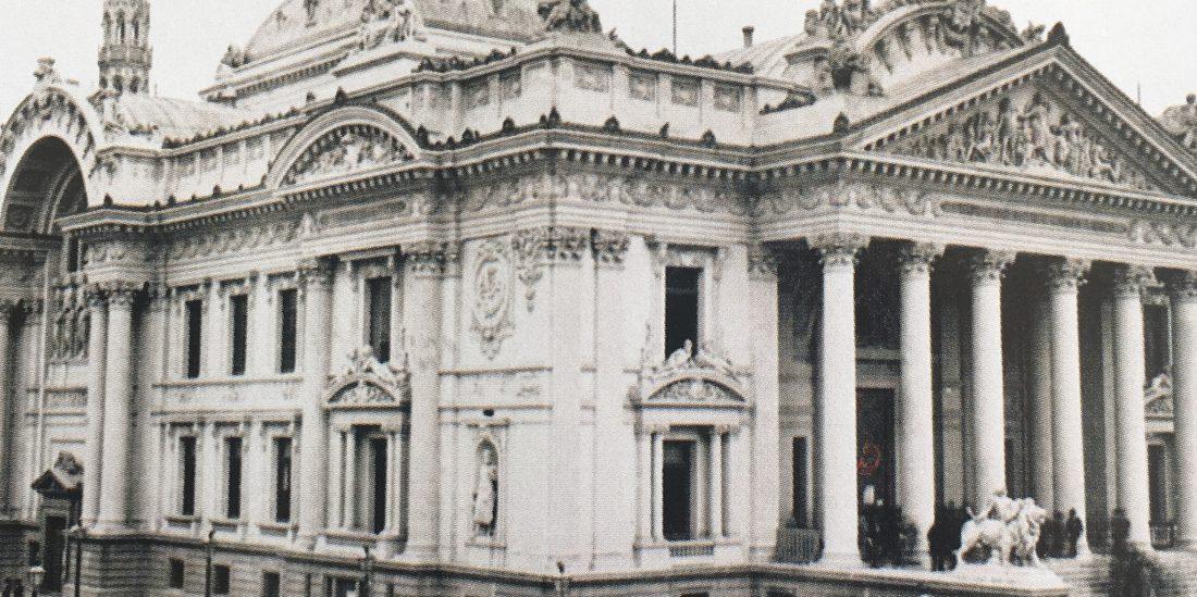 Visite : Franc-maçonnerie