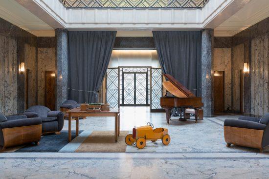 Visite : Villa Empain