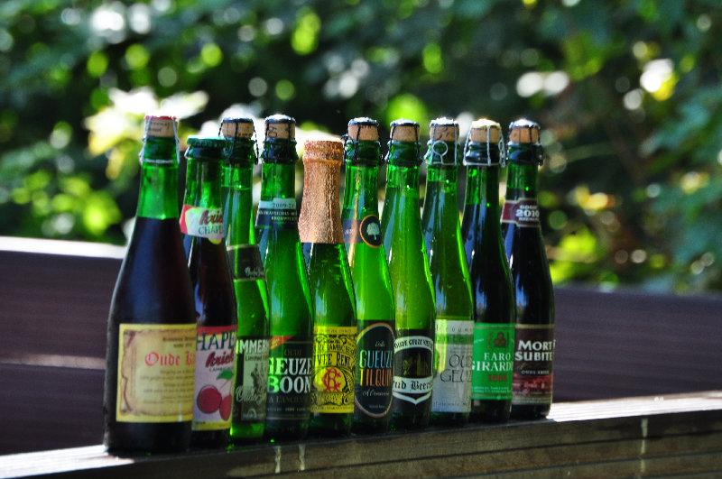 VISITE : Bières et gueuzes. Les secrets des bières de la Senne.
