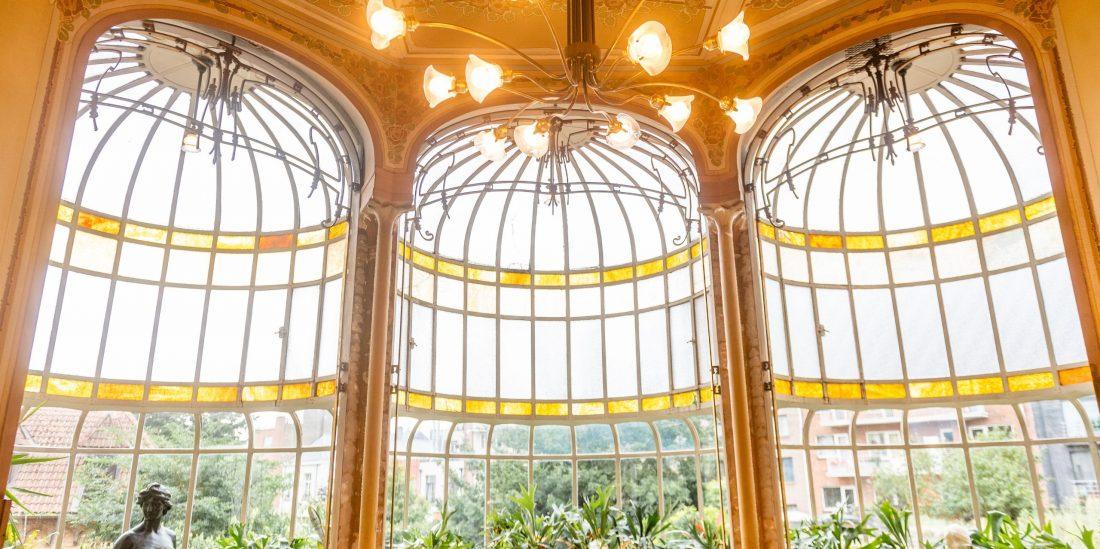 Visite – Hôtel Max Hallet